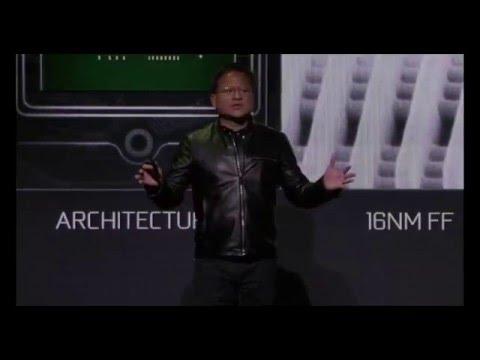 NVIDIA GTX 1080 Unveiled