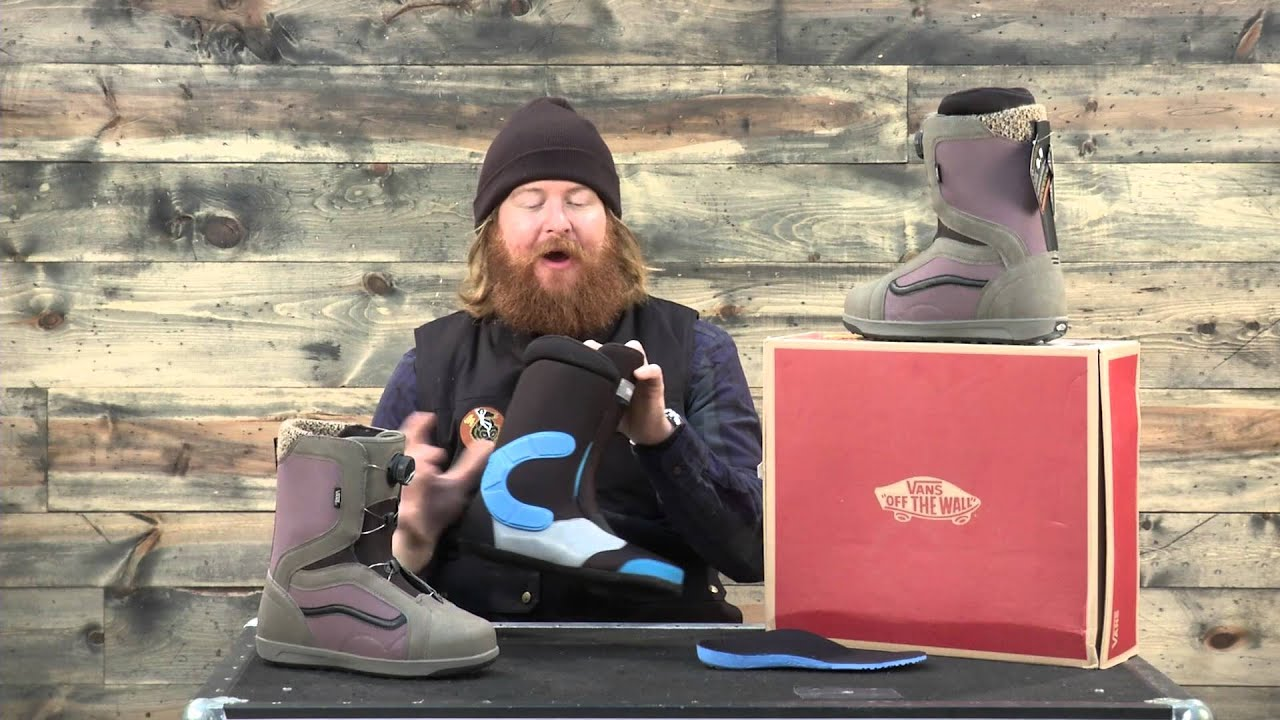 Vans Encore Snowboard Boots 2016 Review The Youtube
