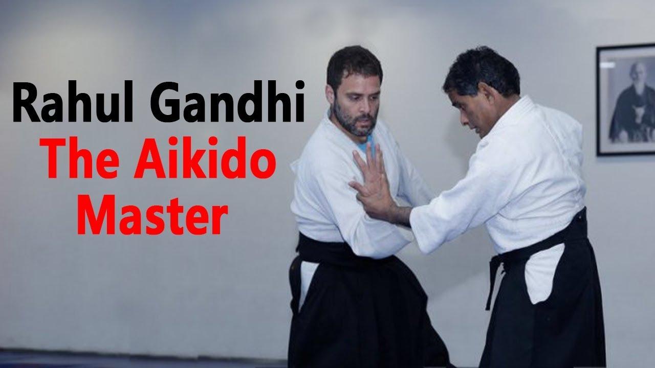 The Aikido Master Rahul G