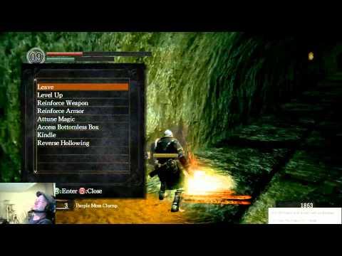 Dark Souls - Drunkthrough Part 13: 3k Follow Hype and the Waterwheel Boss