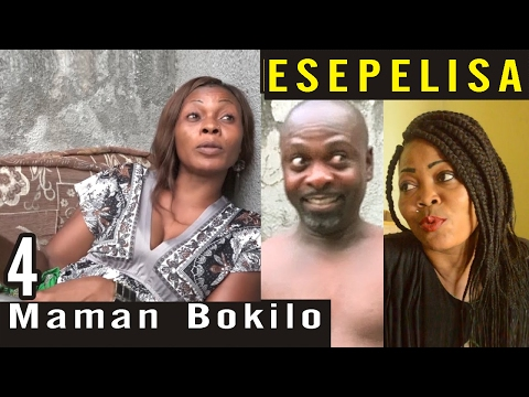 Maman Bokilo 4 (FIN) Nouveau Theatre Congolais 2017 Modero, Doudou Soupou, Viya Nouveauté #Esepelisa