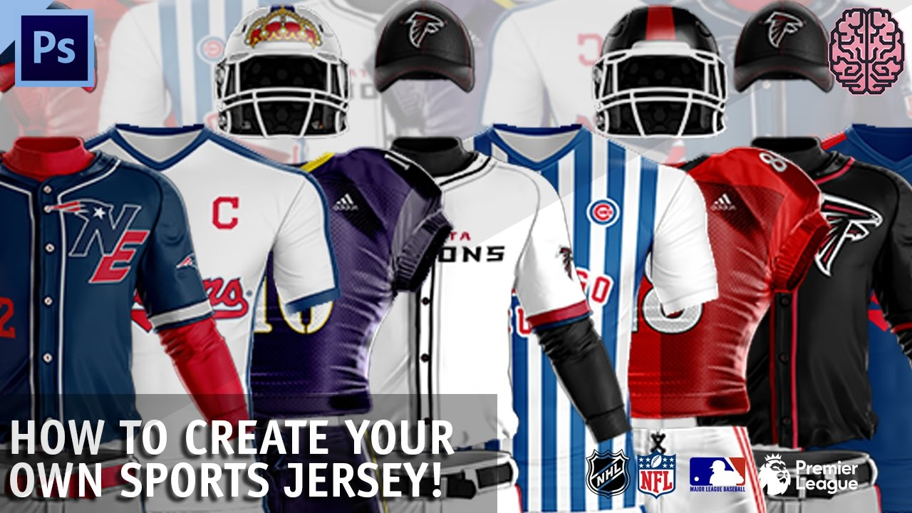 How to Create Sports Jerseys
