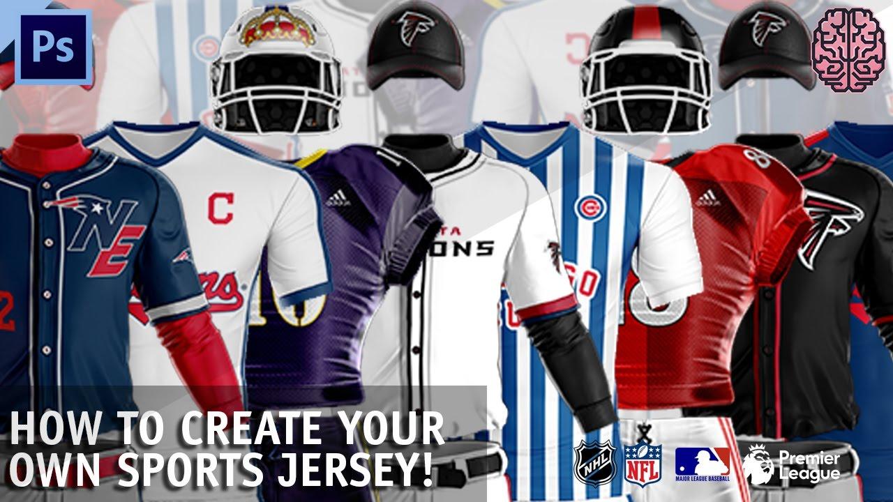8fc26ae0e How to Create Sports Jerseys