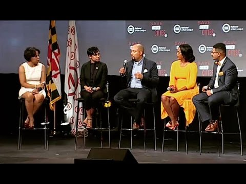 2016 National Urban League Convention Education Town Hall