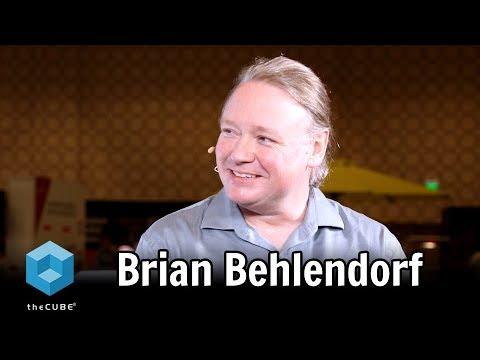Brian Behlendorf, Hyperledger | Open Source Summit 2017