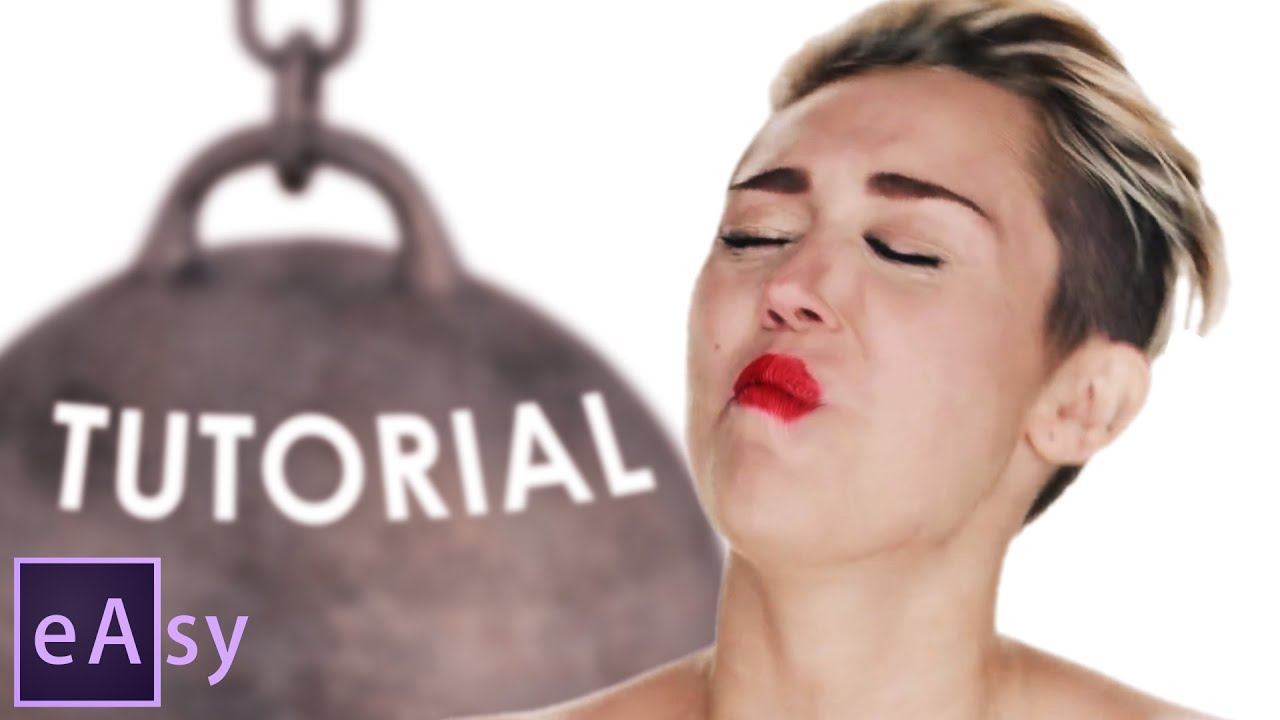 Wrecking Ball / After Effects tutorial