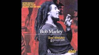Bob Marley - Soul Almighty: The Formative Years (1995)