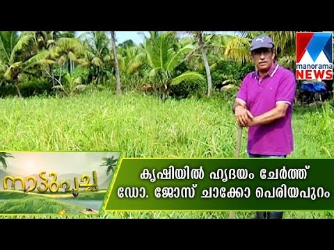 Organic farming by Dr Jose Chacko| Nattupacha | Manorama News
