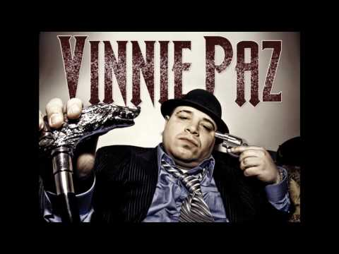 (HQ) Vinnie Paz - Raw Is War (2006 Remix)