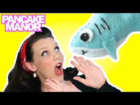 BABY SHARK  | Kids Songs | Pancake Manor