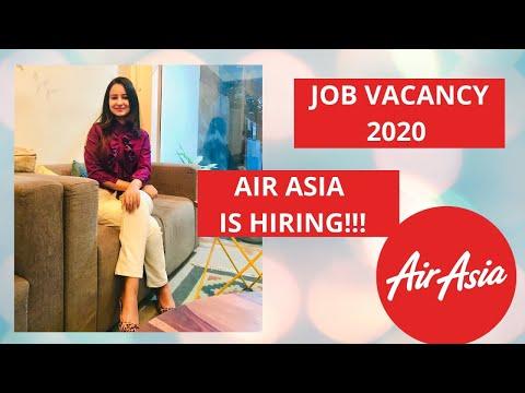 Air Asia Job Vacancy | Ground Staff