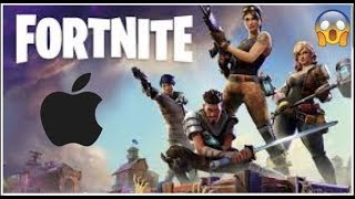How to download Fortnite on a Mac ! // Metal Graphics card explained