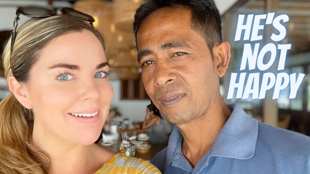 She tells her Thai Husband shes PREGNANT AMWF in Thailand vlog