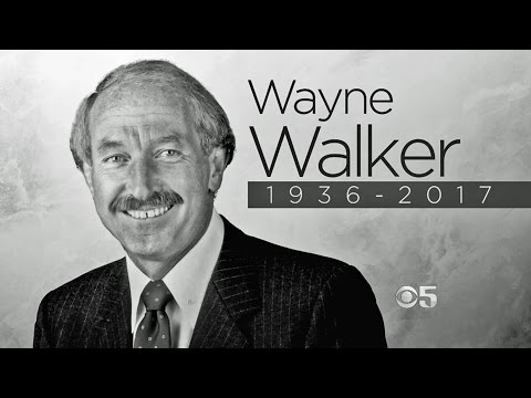 Beloved KPIX Sports Anchor Wayne Walker Remembered