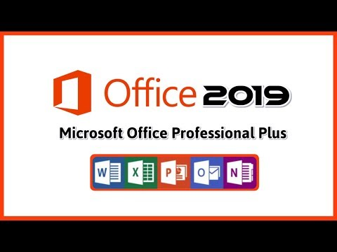 Microsoft Office Professional Plus 2019 Download Activation Bit64/Bit32 Forever ✔