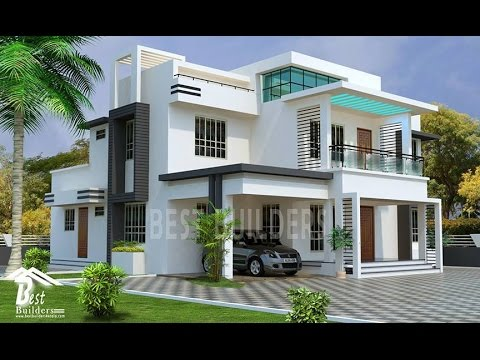 Revit Architecture Tutorial | Revit Create Modern Contemporary Home