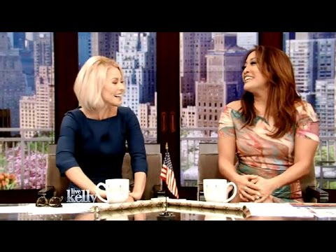 Carrie Ann Inaba Wedding.Carrie Ann Inaba Chats Wedding Plans Dwts Season 24 Live With