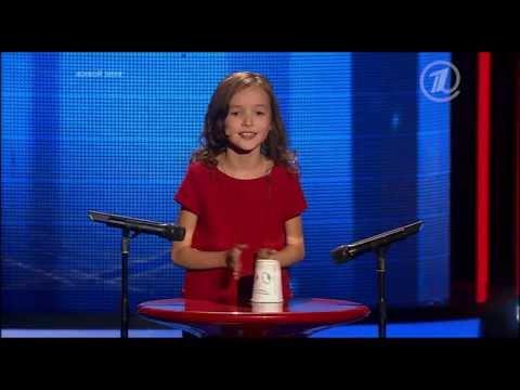 """Арина Данилова """"Quizás, Quizás, Quizás"""" - СП - Голос.Дети - Сезон1"""