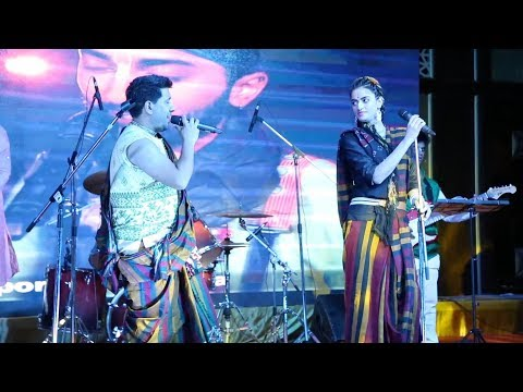 live-krishna-kirtan---madhavas-rock-band-in-delhi-9th-april-2017