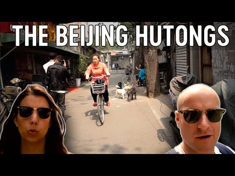 The Beijing Hutongs | An Adventure in China