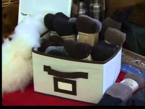 Alpaca Socks Donated