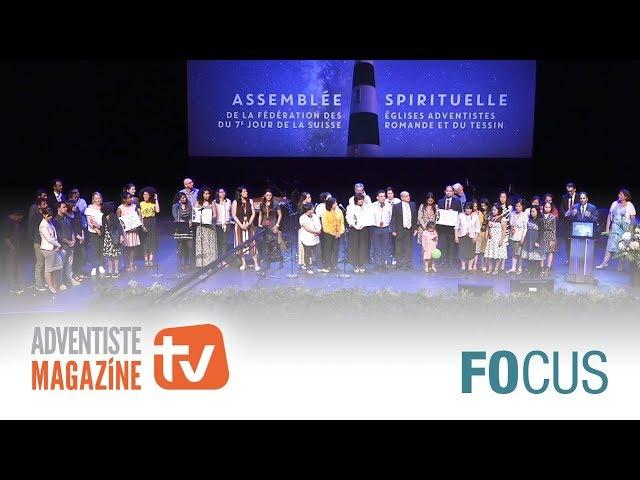 Présentation des cinq nouvelles communautés en FSRT