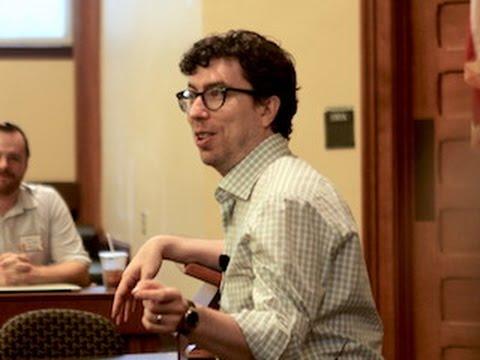Jonathan Zittrain Kicks Off the Berkman Center