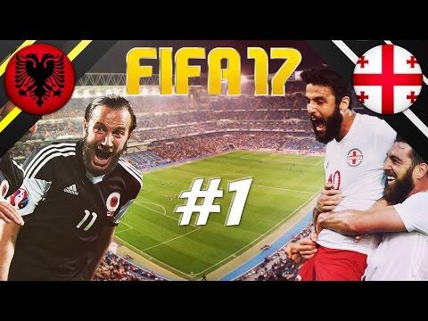 FIFA 17 - INTERNATIONAL ROULETTE #1 - ALBANIA VS GEORGIA