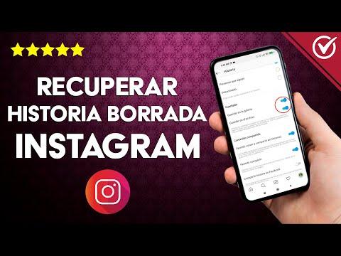 Cómo Recuperar una Historia Borrada de Instagram en Android e iOS