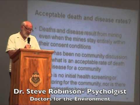Narrabri Mining Impacts Meeting- 27 February 2013