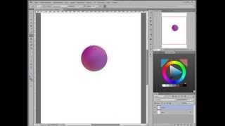 Цветовой круг для рисования в программе Adobe Photoshop (Painters Wheel)