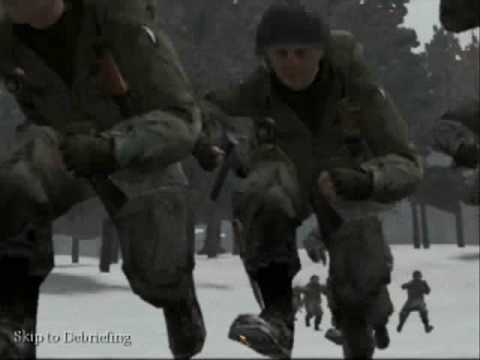 Call Of Duty 1 United Offensive All Intro+Endings