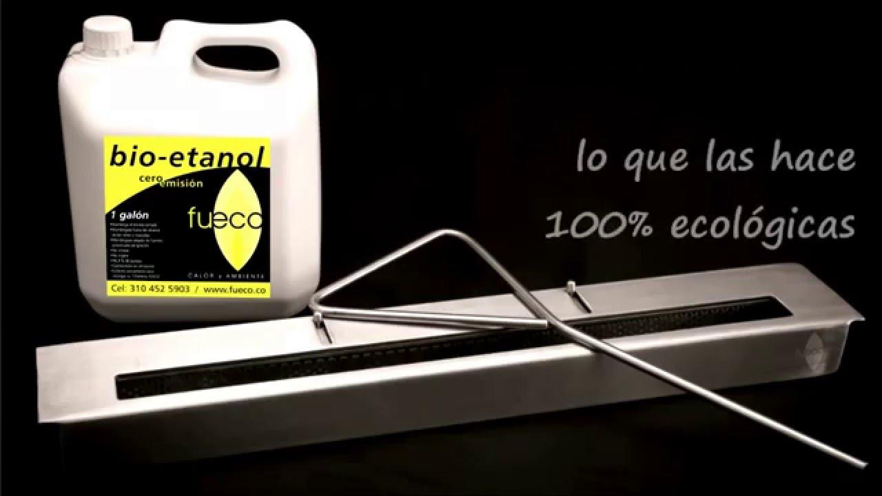 Chimeneas de etanol fueco calor y ambiente para su hogar for Chimeneas de alcohol