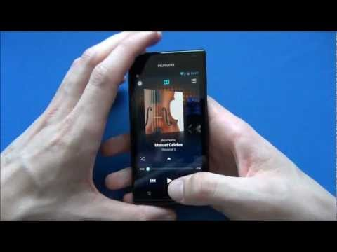 HUAWEI Ascend P1 - Review