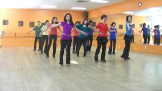 Love Lifted Me - Line Dance (Dance & Teach in English & 中文)