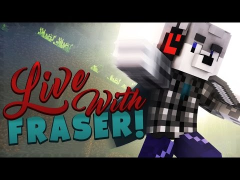 FRIDAY LIVESTREAM | More Minecraft Mania! | w/ RealSquigGames & YOU!