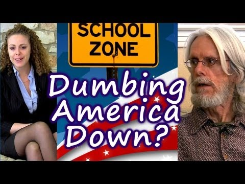 America Made Dumb & Stupid? Psychology of Public School, Mind Control | Truth Talks