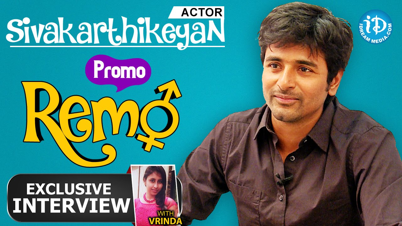 Actor Sivakarthikeyan Exclusive Interview Promo Remo Movie Talking Movies With iDream
