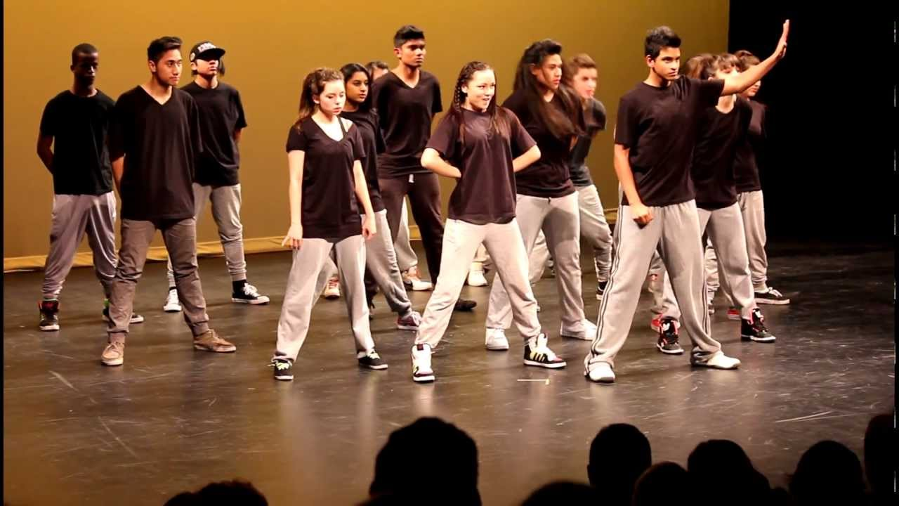 Hip Hop Dance Group - YouTube