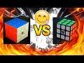 Rubik's cube comparaison fr : dayan vs moyu aolong V2