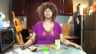 The Cinnamon Challenge by GloZell Green