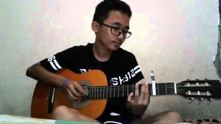 (Fingerstyle Cover) One Call Away - Charlie Puth