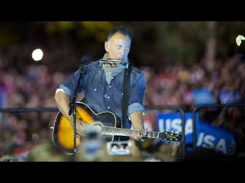Joe Grushecky and Bruce Springsteen That's What Makes Us Great