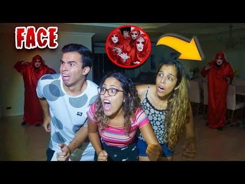 O FACE APAGOU TODAS AS LUZES DA CASA E FICAMOS SEM SAÍDA! (MUITO TENSO) - KIDS FUN