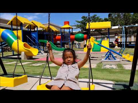 Outdoor Playground And Park For Children And Family - Donna The Explorer