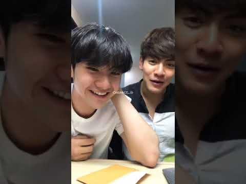 [LIVE IG] 15092019 || Joong And Nine Live Instagram || J9 Read Letter From Fans ❤️