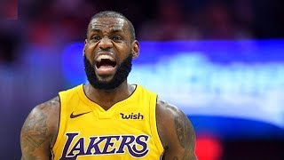 LeBron James Leaves Lakers After Meeting His New Teammates (Parody)