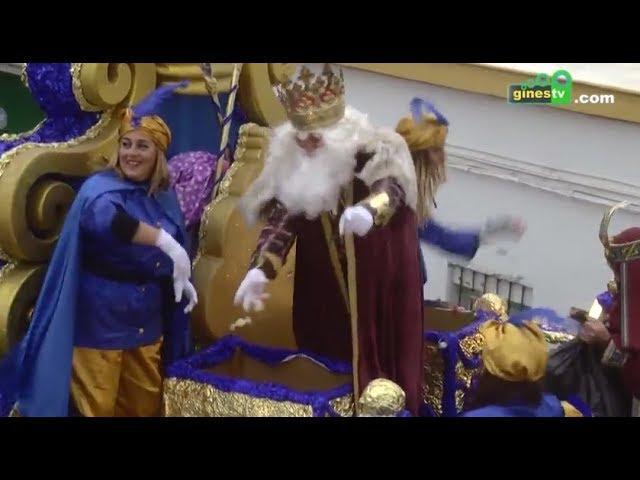 El Ayuntamiento de Gines declara a la Asociación de los Reyes Magos como Entidad de Interés Público