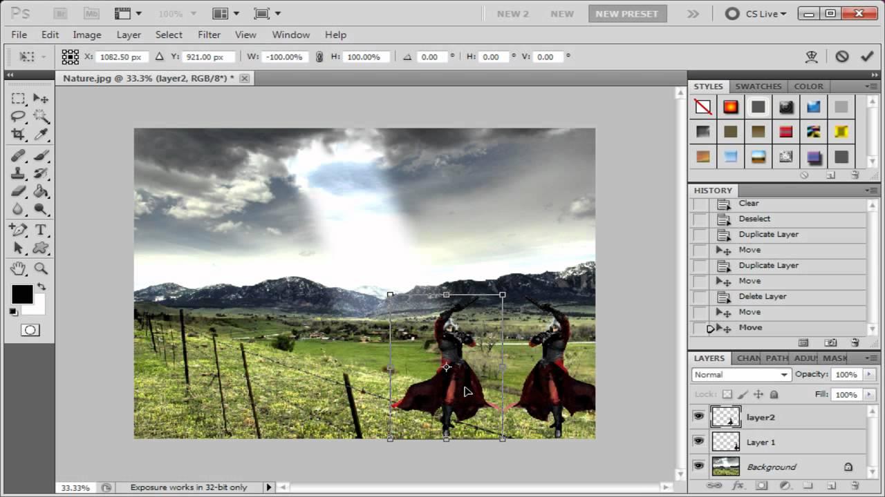 adobe photoshop tamil tutorial