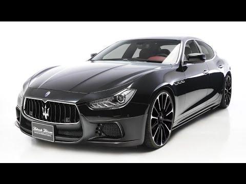 2015 maserati ghibli sports sedan top speed car review youtube. Black Bedroom Furniture Sets. Home Design Ideas